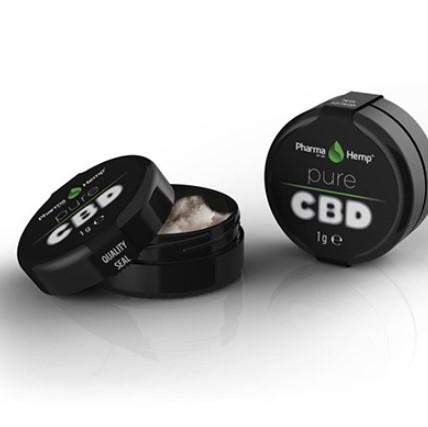 Pharma hemp (ファーマヘンプ)のCBDパウダー