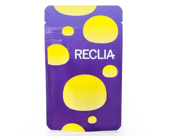 RECLIA(レクリア)のCBDグミのパッケージ